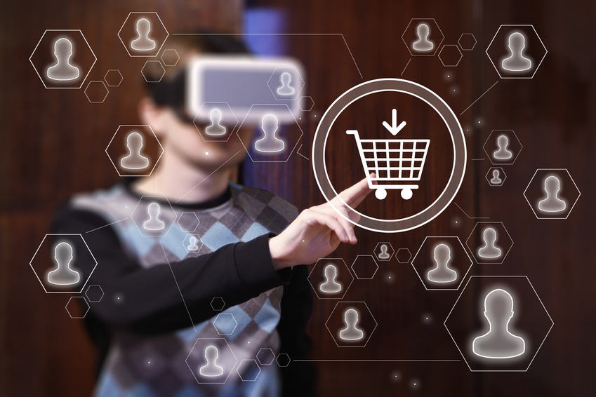 Virtual Reality Commerce the game changer in E-Commerce and the way weshop?
