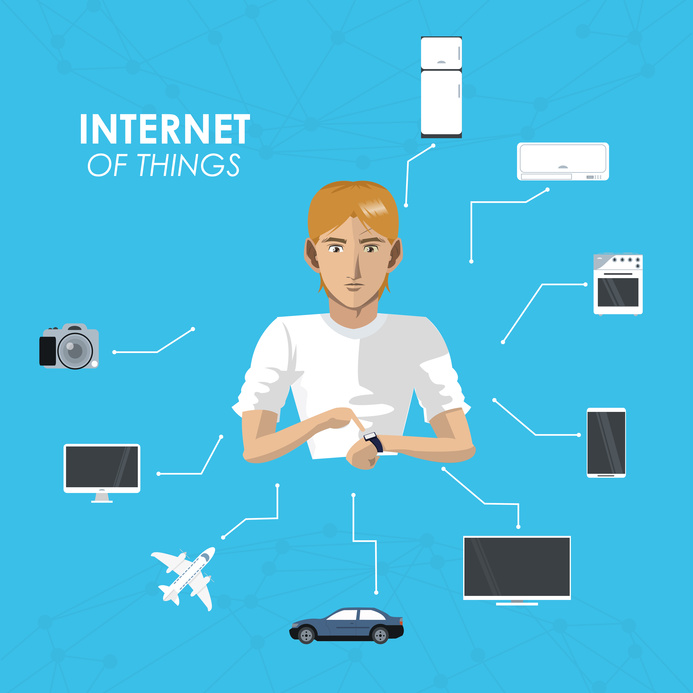 IOT how does it change the digitalworld?